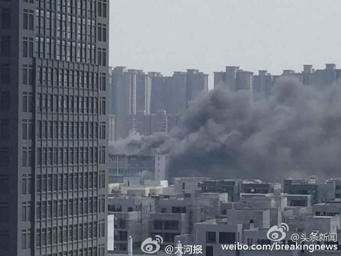 河南郑州一服装厂发生火灾事故 已致6死7伤 - 双梅 - 张静华