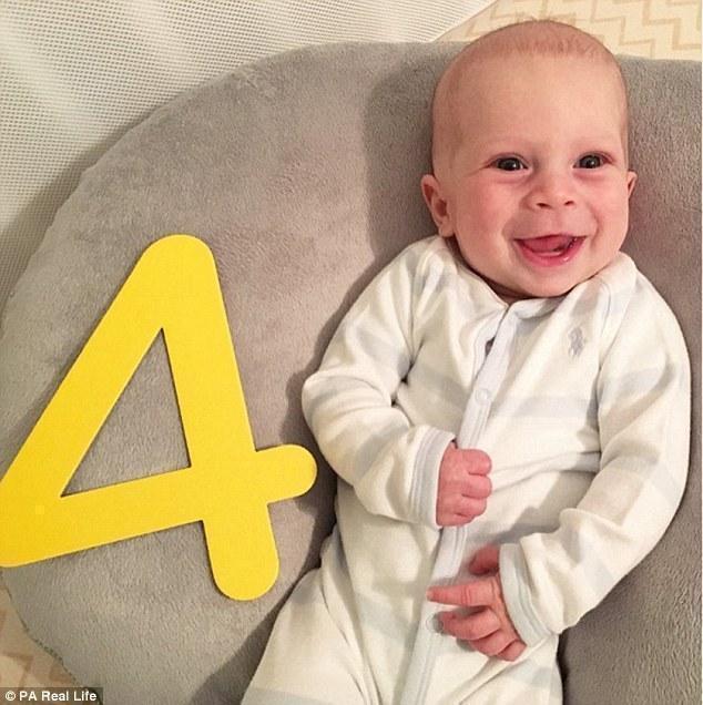 婴儿未出生就患癌症,16天大开始化疗 - 陈老师 - wzcxj0910 的博客