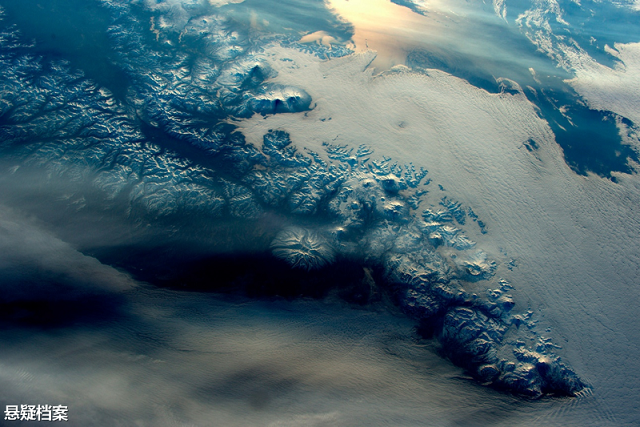 太空拍摄的地球:宛如科外星人的居所 - 一统江山 - 一统江山的博客