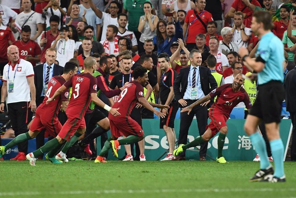 2016欧洲杯1/4决赛:波兰vs葡萄牙