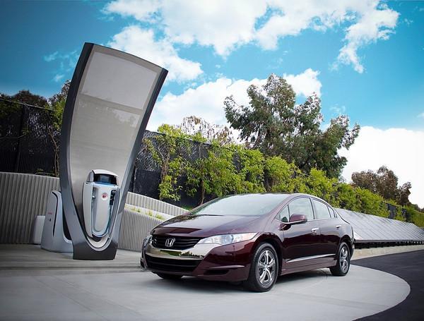 本田的燃料电池车是怎么干的