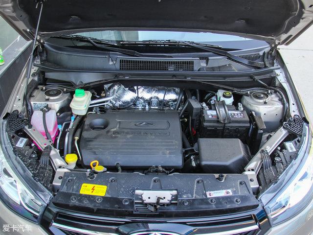 据悉,新车的发动机与cvt变速箱均进行了升级优化,百公里综合油耗为6.