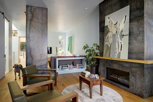 12款中式客厅创意装修效果图
