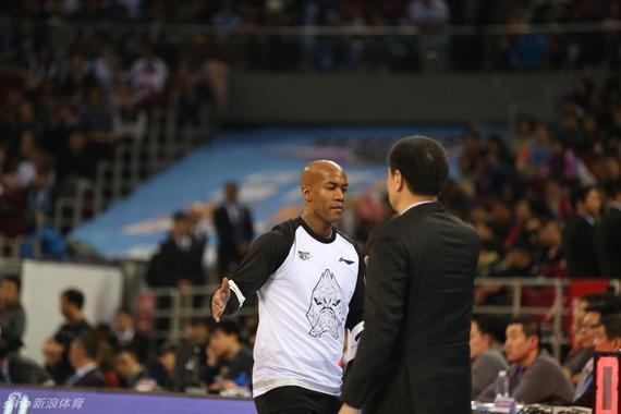 马布里:想从北京队助教做起