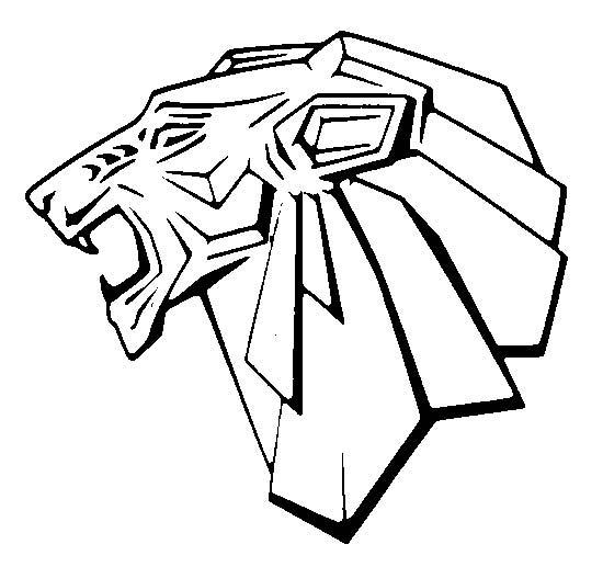 强壮的狮子 标致车标 狼没有狮子老虎强壮-漳州新闻网