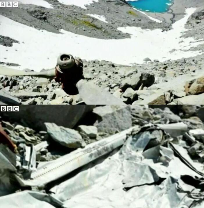 飞机失踪50年后降落