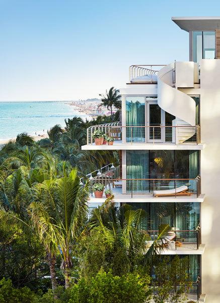 我的世界現代海邊別墅