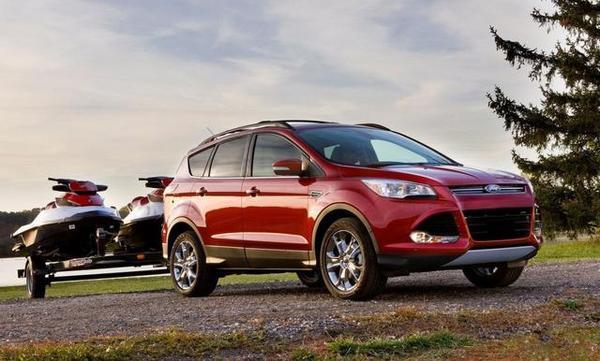 福特翼虎:超前的概念,迟来的产品,福特概念车suv-邳州