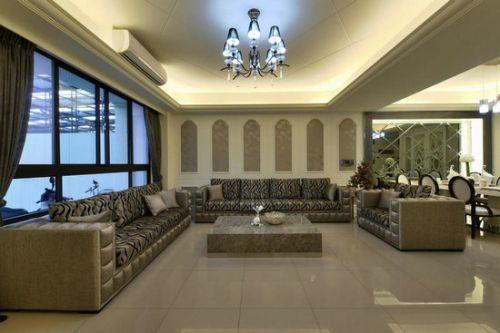 12款客厅沙发背景墙创意设计 为生活添加情趣