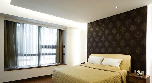背景墙大比拼 卧室装修效果图欣赏