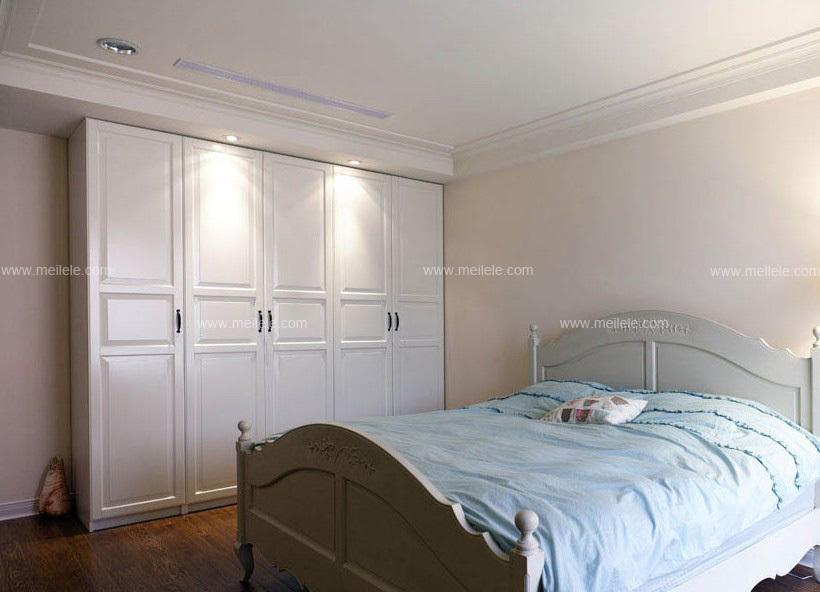 2015卧室大衣柜装修效果图赏析