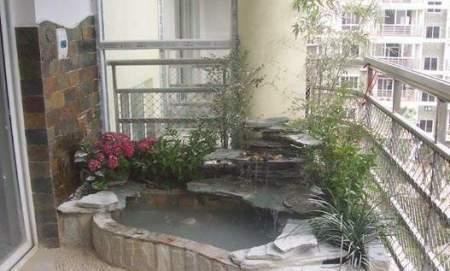 小花园 客厅阳台装修效果图:如果您是园艺爱好者